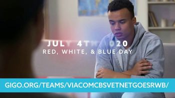 GI Go Fund TV Spot, 'Red, White and Blue Day: Supporting Our Veterans' - Thumbnail 7