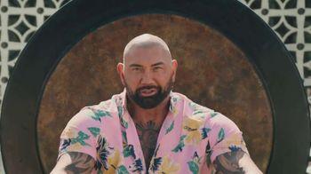 Smirnoff Zero Sugar Infusions TV Spot, 'Guided Meditation' Featuring Dave Bautista - Thumbnail 6