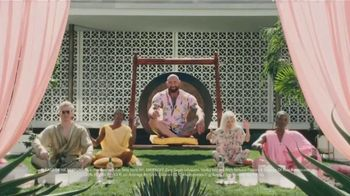 Smirnoff Zero Sugar Infusions TV Spot, 'Guided Meditation' Featuring Dave Bautista