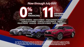 Toyota TV Spot, '4th of July: Trust Toyota' Song by Vance Joy [T2] - Thumbnail 5