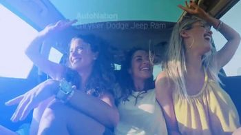AutoNation Chrysler Jeep Dodge Ram July 4th Event TV Spot, 'Freedom From Payments' - Thumbnail 3