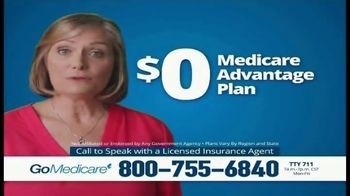 GoMedicare TV Spot, \'If You Have Medicare, You Need to Call Right Now\'