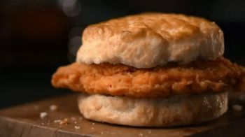 Bojangles' Cajun Filet Biscuit TV Spot, 'In Real Life'