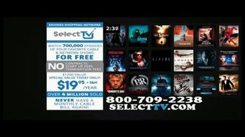 SelectTV TV Spot, 'Cable Bills Driving You Crazy' - Thumbnail 5
