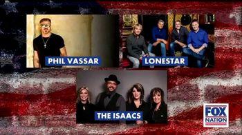 FOX Nation TV Spot, 'Friday Night Live: An All-American Celebration' - Thumbnail 8
