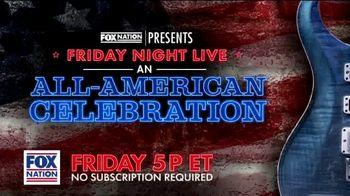 FOX Nation TV Spot, 'Friday Night Live: An All-American Celebration' - Thumbnail 9