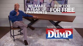 The Dump TV Spot, '60 Months No Interest, First Year of Payments' - Thumbnail 8