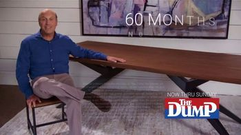 The Dump TV Spot, '60 Months No Interest, First Year of Payments' - Thumbnail 7