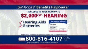 GoMedicare Benefits HelpCenter TV Spot, 'More Benefits: Health Insurance Card' - Thumbnail 3