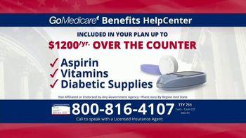 GoMedicare Benefits HelpCenter TV Spot, 'More Benefits: Health Insurance Card' - Thumbnail 4