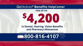 GoMedicare Benefits HelpCenter TV Spot, 'More Benefits: Health Insurance Card' - Thumbnail 8