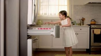 The Home Depot TV Spot, 'Cool Drinks & Midnight Snacks: GE Appliances' - Thumbnail 2