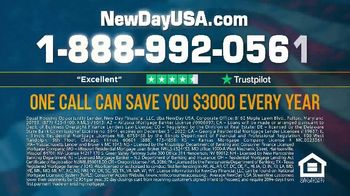 NewDay USA Streamline REFI TV Spot, 'Helping Veteran Families' - Thumbnail 10