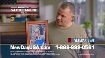 NewDay USA Streamline REFI TV Spot, 'Helping Veteran Families' - Thumbnail 5