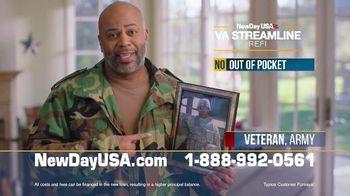 NewDay USA Streamline REFI TV Spot, 'Helping Veteran Families' - Thumbnail 7