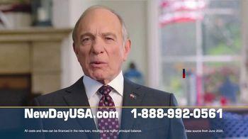 NewDay USA Streamline REFI TV Spot, 'Helping Veteran Families' - Thumbnail 8