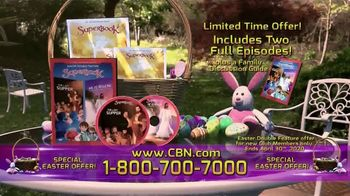 CBN Superbook TV Spot, 'Isaiah: Easter Double Feature' - Thumbnail 9