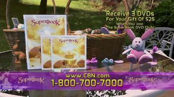CBN Superbook TV Spot, 'Isaiah: Easter Double Feature' - Thumbnail 5