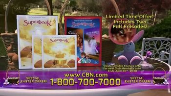 CBN Superbook TV Spot, 'Isaiah: Easter Double Feature' - Thumbnail 6