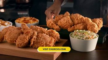 Church's Chicken Restaurants TV Spot, 'To Go: On Your Terms' - Thumbnail 10