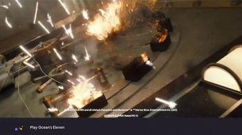 AT&T TV TV Spot, 'Ocean's Eleven' Featuring Jonathan dos Santos, Song by David Holmes - Thumbnail 4