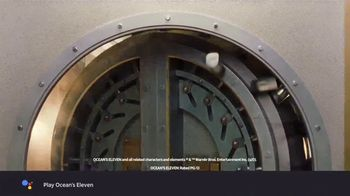 AT&T TV TV Spot, 'Ocean's Eleven' Featuring Jonathan dos Santos, Song by David Holmes - Thumbnail 5