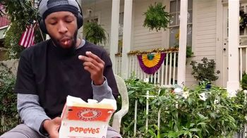 Popeyes $5 Shrimp Tackle Box TV Spot, 'Deej Manuel: Freestyle'