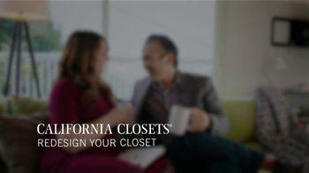 California Closets TV Spot, 'Real Customers' - Thumbnail 10
