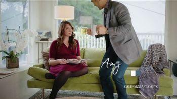 California Closets TV Spot, 'Real Customers' - Thumbnail 6