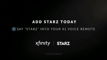 XFINITY TV Spot, 'Starz: Find Something New' - Thumbnail 10