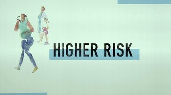 Centers for Disease Control and Prevention TV Spot, 'COVID-19: A&E: Higher Risk' - Thumbnail 4
