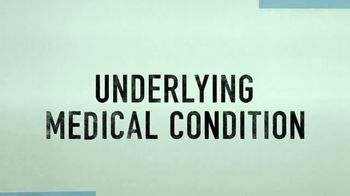 Centers for Disease Control and Prevention TV Spot, 'COVID-19: A&E: Higher Risk' - Thumbnail 6