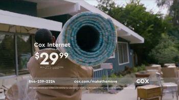 Cox 10 Mbps Internet TV Spot, 'Make the Move: $29.99' - Thumbnail 2