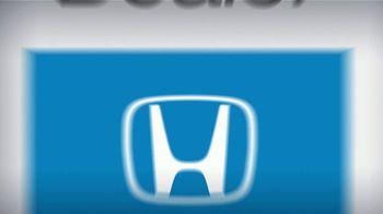 Honda TV Spot, 'Safe Hands' [T2] - Thumbnail 2