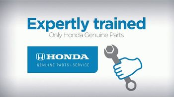 Honda TV Spot, 'Safe Hands' [T2] - Thumbnail 3