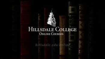 Hillsdale College Online Courses TV Spot, '25 Free Online Courses from Hillsdale College' - Thumbnail 10