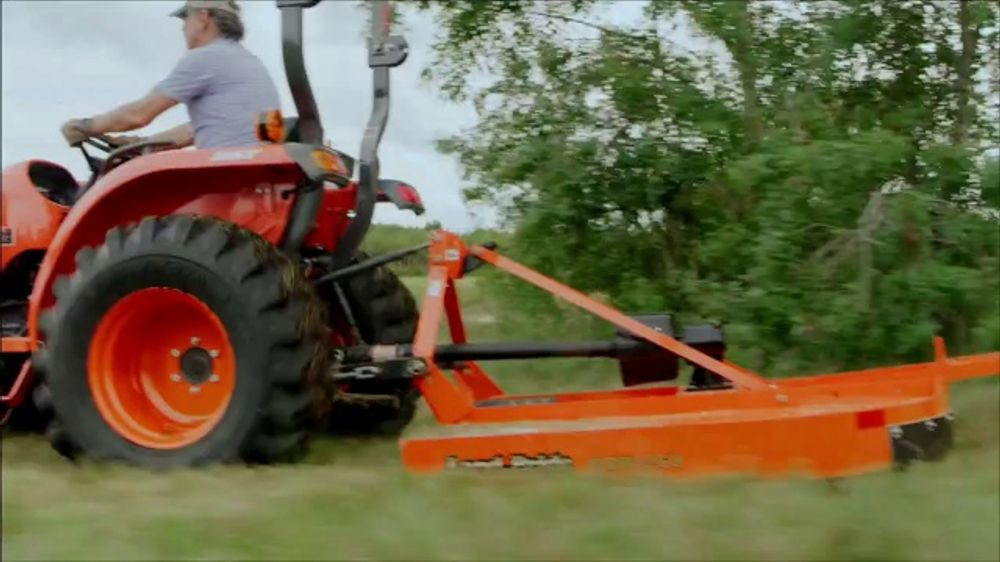 Kubota L Series Tv Commercial Power And Dependability