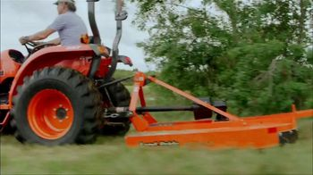 Kubota L Series TV Spot, 'Power and Dependability: $0 Down' - Thumbnail 2