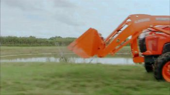 Kubota L Series TV Spot, 'Power and Dependability: $0 Down' - Thumbnail 3