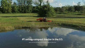 Kubota L Series TV Spot, 'Power and Dependability: $0 Down' - Thumbnail 4