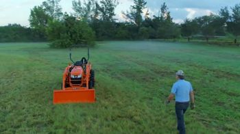 Kubota L Series TV Spot, 'Power and Dependability: $0 Down' - Thumbnail 7