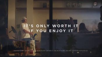 Michelob Ultra TV Spot, 'Have Some Fun' Featuring Brooks Koepka, Song by Tony Bennett, Elvis Costello - Thumbnail 10