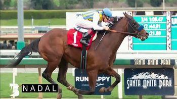 Claiborne Farm TV Spot, 'Blame: Over 50 Stakes Horses' - Thumbnail 5