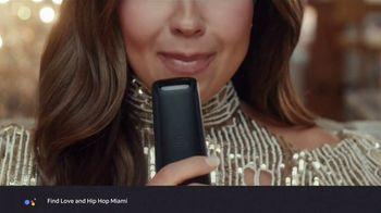 AT&T TV TV Spot, 'Find Love & Hip Hop: Miami' Ft. Thalia Sodi
