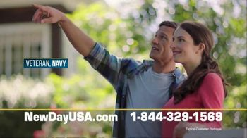 NewDay USA VA Streamline Refi TV Spot, 'Spouse of a Military Vet' - Thumbnail 2