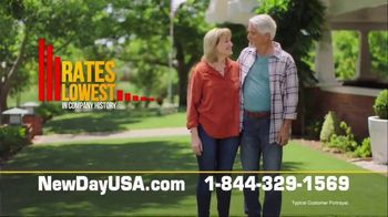 NewDay USA VA Streamline Refi TV Spot, 'Spouse of a Military Vet' - Thumbnail 3
