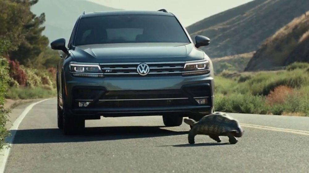 2020 Volkswagen Tiguan TV Commercial, 'Tortoise' [T2]