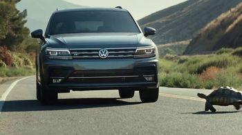 2020 Volkswagen Tiguan TV Spot, 'Tortoise' [T2] - Thumbnail 5