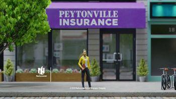 Nationwide Insurance TV Spot, 'Peytonville: Famous Agent' Featuring Peyton Manning, Brad Paisley - Thumbnail 1