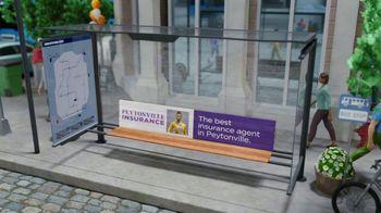 Nationwide Insurance TV Spot, 'Peytonville: Famous Agent' Featuring Peyton Manning, Brad Paisley - Thumbnail 5
